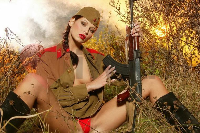 Есть ли секс в армии?