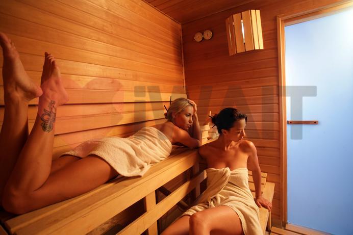 Секс в сауне – жаркий отдых