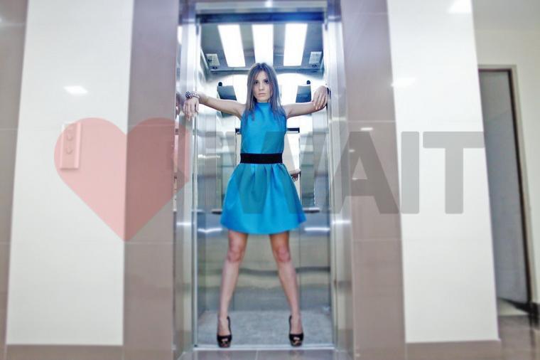 Секс в лифте - межэтажный рай