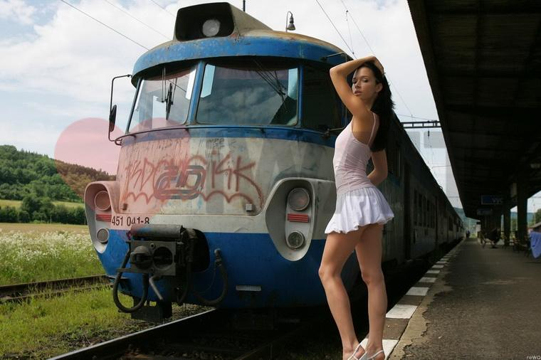 Секс в поезде – в погоне за острыми ощущениями под стук колес